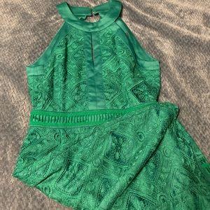Adelyne Rae- midi dress